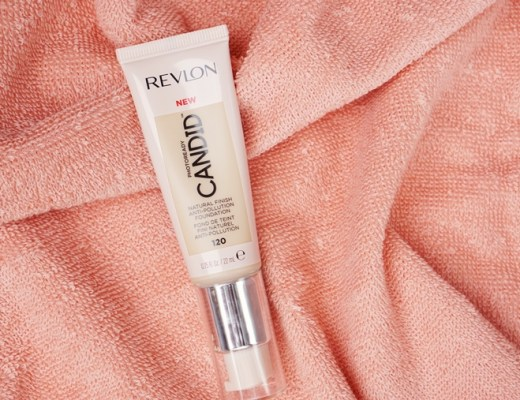 Revlon Photoready Candid foundation review 120 Buff