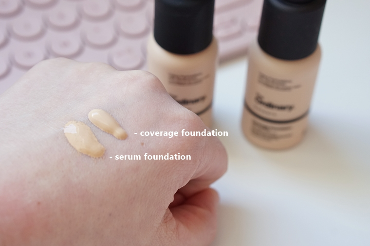 the ordinary serum foundation coverage foundation 7 - Foundation Friday | The Ordinary serum foundation vs. coverage foundation