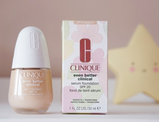 Clinique Serum Foundation review (Even Better Clinical) 2021