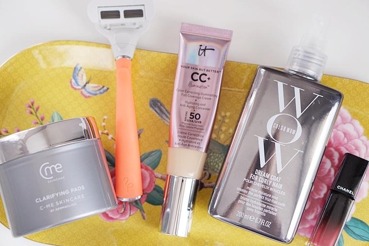 favorieten februari 2021 1 - Monthly favourites | Flamingo, Color Wow, IT Cosmetics, C-ME Skincare & Chanel