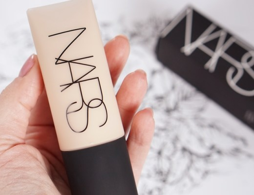 NARS soft matte foundation review