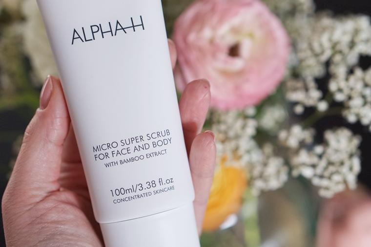olivida alpha h micro super scrub review 3 - Love it! | Alpha-H Micro Super Scrub