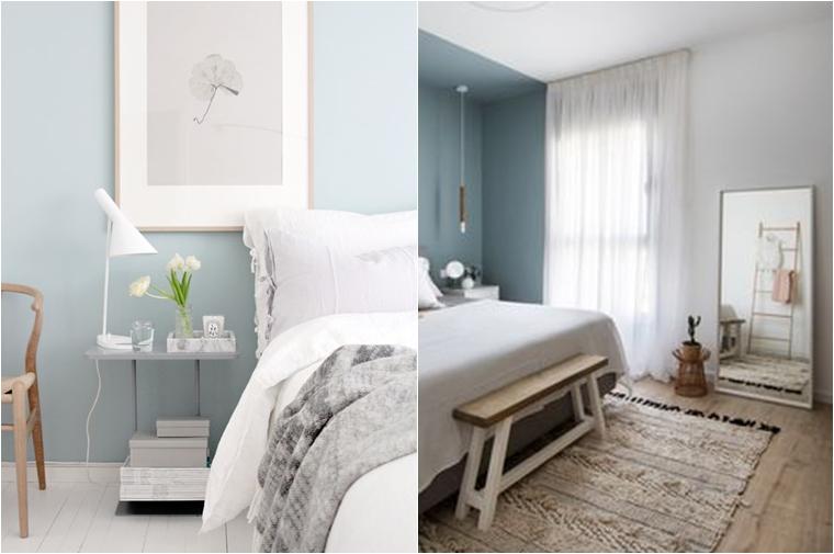 scandinavische slaapkamer inspiratie 2 - Home | Onze make-over en klusplannen voor de lente