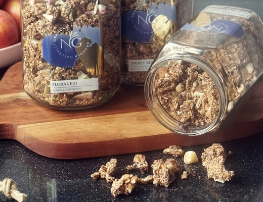 Naturally Granola tip/favoriet