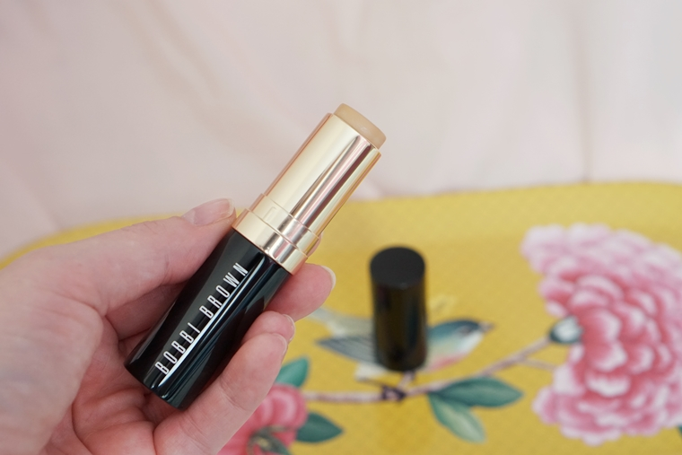 bobbi brown skin foundation stick review 3 - Foundation Friday | Bobbi Brown Skin Foundation Stick
