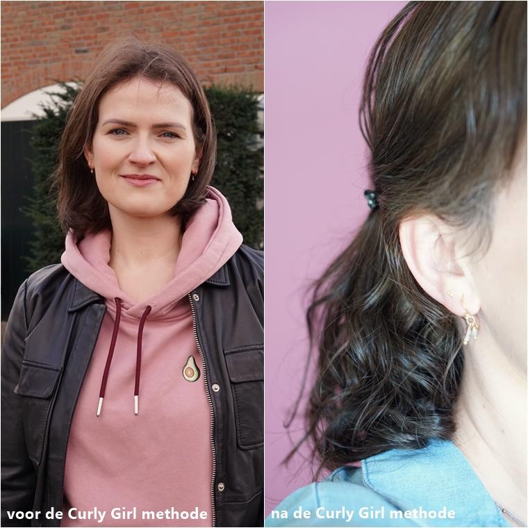 curly girl methode ervaring 3 - Ik probeerde de Curly Girl Methode en dit is het resultaat!
