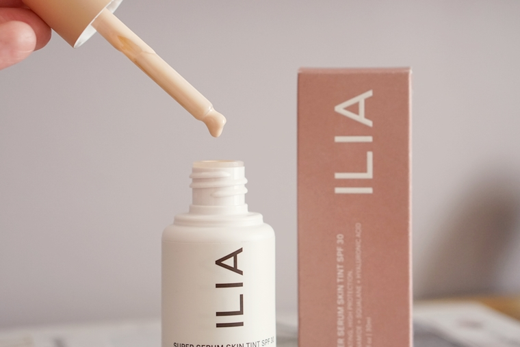 ilia super serum skin tint review 5 - Foundation Friday | 5x vegan foundation