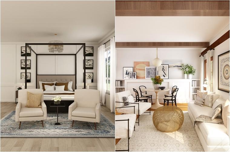 perzisch tapijt interieur inspiratie tips 6 - Home | Geef je interieur een upgrade met een Perzisch tapijt