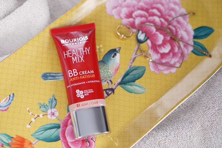 Bourjois healthy mix bb cream review 5 - Foundation Friday | Bourjois Healthy Mix BB Cream