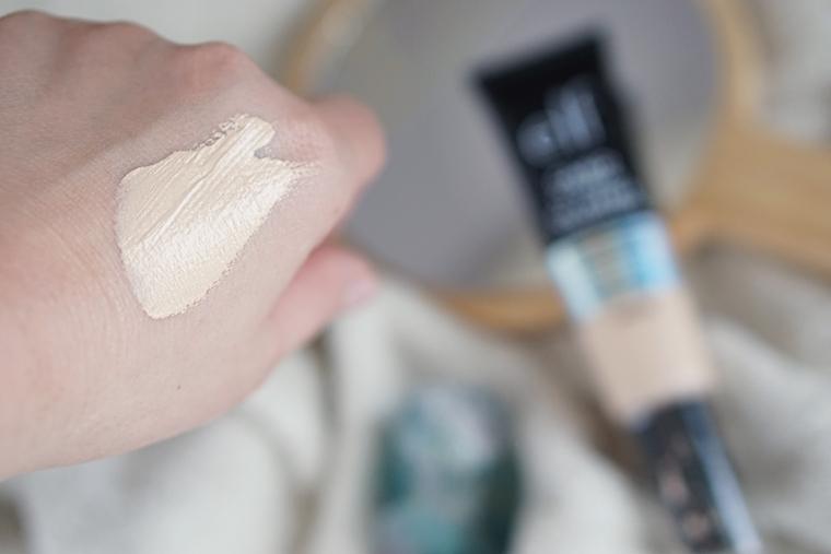 elf camo cc creme review camouflage fair 120 7 - Foundation Friday | elf Camo CC Crème (IT Cosmetics CC Cream dupe?)