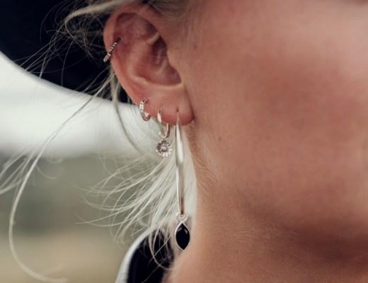 oorpiercings trend (myuniquestyle) sieraden, oorbellen