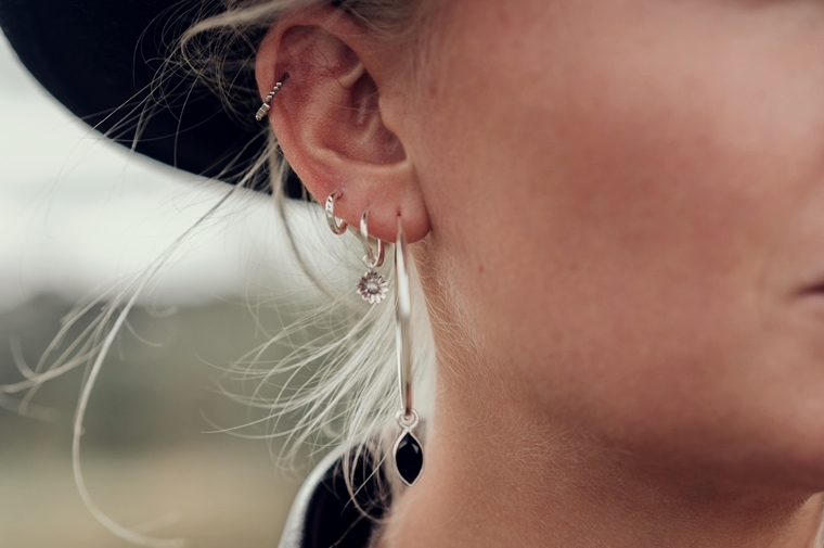oorpiercings myuniquestyle 1 - On trend | Mix & match je earparty