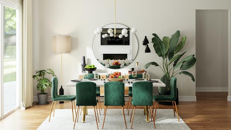 welke vorm eettafel tips 2 - Interieur | Zo kies je welke vorm eettafel het mooist staat in jouw keuken