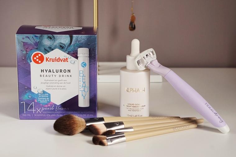 beautytalk augustus 2021 1 1 - Beautytalk | OPI, Alpha-H, hi audrey, Kruidvat & Ecotools