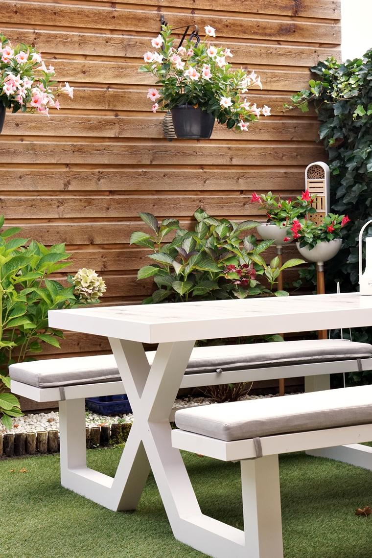 binnenkijken in onze tuin make over 7 - Home   Binnenkijken in onze zomertuin