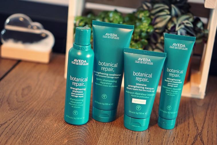 aveda botanical repair review 1 - Love it! | Aveda Botanical Repair (vegan haircare)