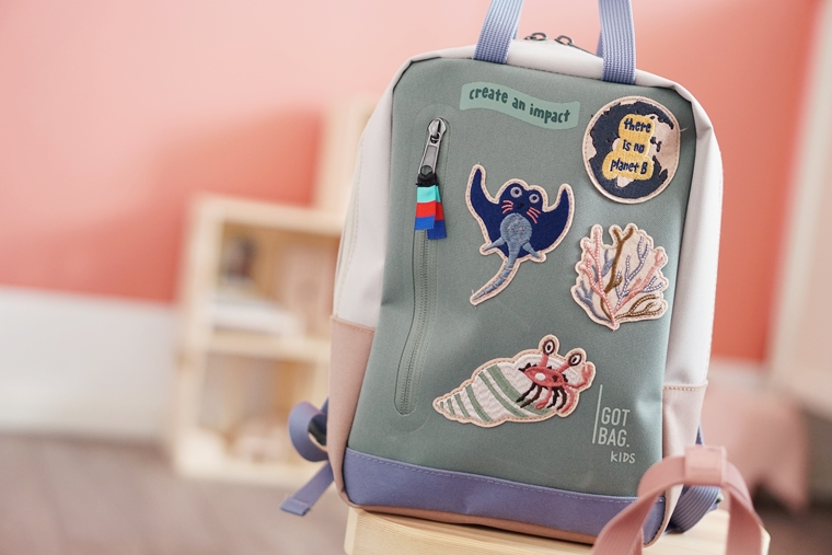 got bag kids 4 - Kids tip | GOT BAG rugzak van oceaanplastic