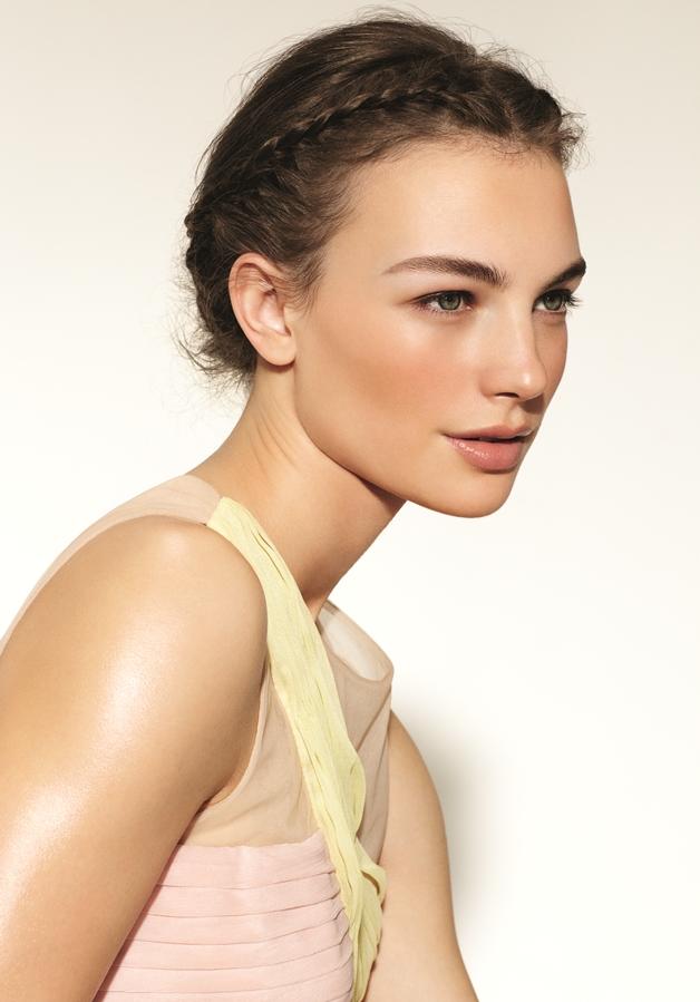 5 Minute Summer Braid - Nivea | Hair Care Summer Looks (how-to's)