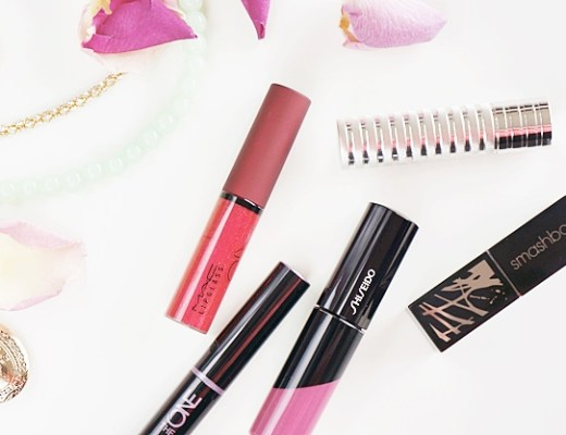 5 flirty lips 1 - 5 x flirty summer lips