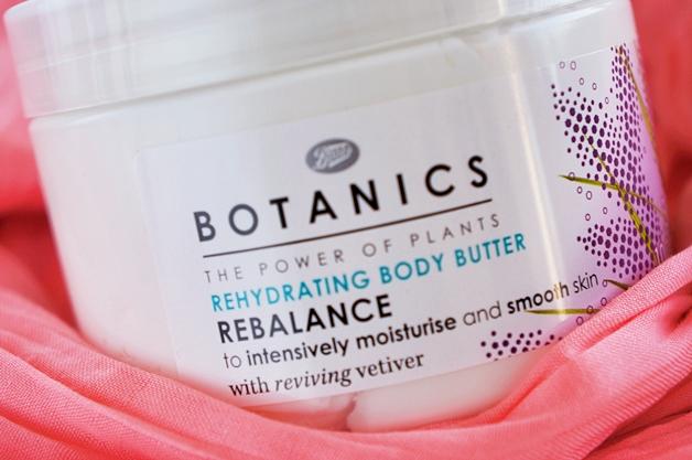 Boots botanics rehydrating body butter rebalance 1 - Bodycare tips | Kneipp, Boots & Yves Rocher