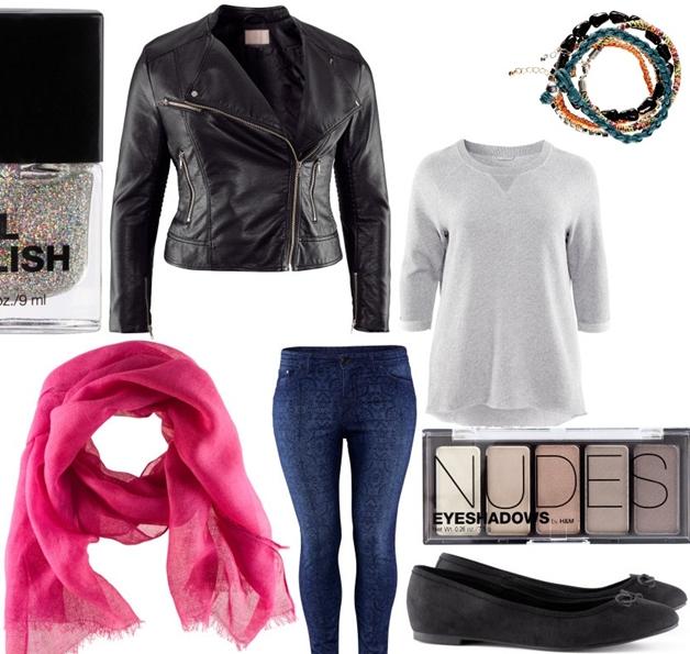 HMbibgoinigeasy1 - Plussize Inspiratie   Easy goin' outfit