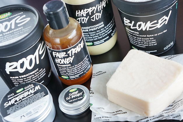 Lush2012september1 - Newsflash! | Lush introduceert nieuwe haircare producten