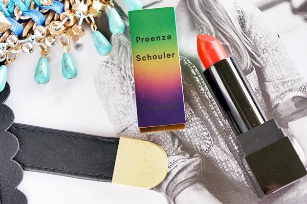 MAC Proenza Schouler Mangrove lipstick 4 - MAC x Proenza Schouler | Mangrove lipstick