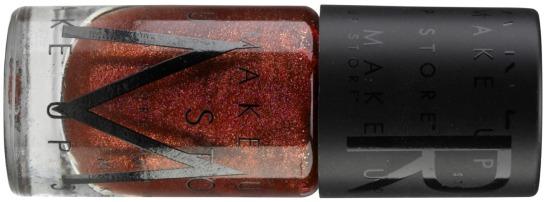 Mus nailpolish doreen copy - Make Up Store fall look 2011 'Show Girl'