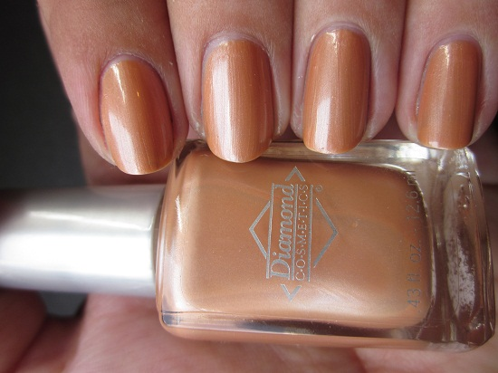 NOTD DC Bubbly 1 - Diamond Cosmetics Bubbly, St Lucia Fuchsia & Monarch Masquerade