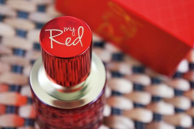 Oriflame my red 2 - Parfumnieuws   Beyoncé, Oriflame & s.Oliver