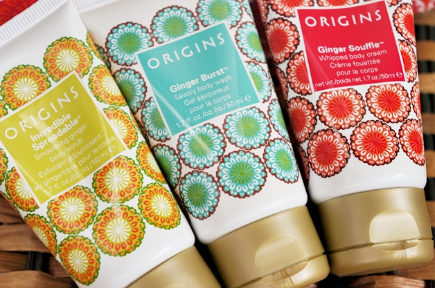 Origins go ginger 2 - Origins Go Ginger cadeauset