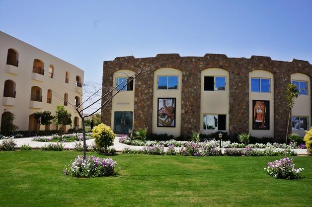 Well-being programma Royal Brayka Resort, Egypte