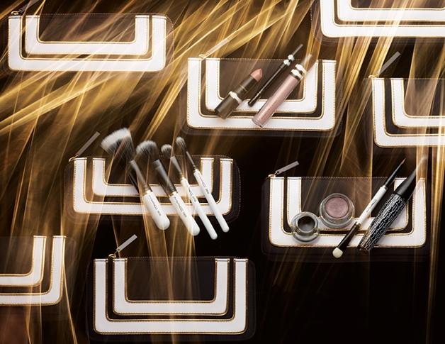 Stroke of Midnight Eye Lip Brush Kits 72 - Newsflash! | MAC Stroke of Midnight collectie
