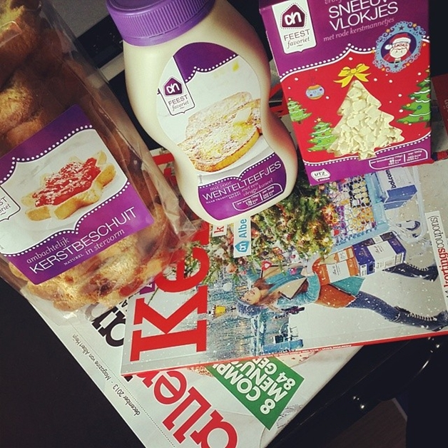 albert heijn kerst 2013 - Instacookin' | AH tapas, Kettle Chips & mymuesli (+win!)