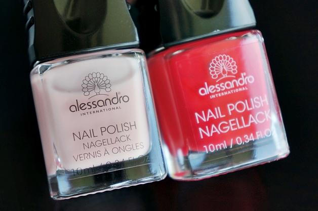 5 zomerse nagellakken van Alessandro International