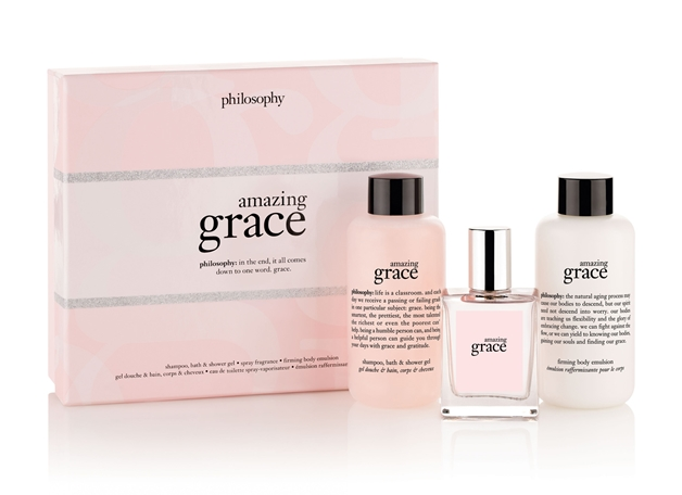 amazing grace mini layering set