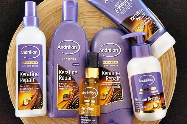 andrelon keratine repair 1 - Andrélon Keratine Repair