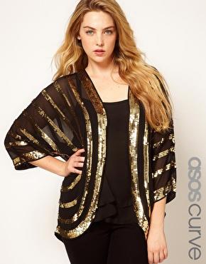 asos2012kerst16 - Plussize christmas outfits... ASOS Curve!