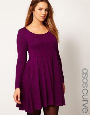 asos2012kerst5 - Plussize christmas outfits... ASOS Curve!