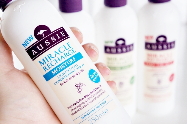 aussie miracle recharge conditioning spray 3 - Aussie miracle recharge conditioning sprays