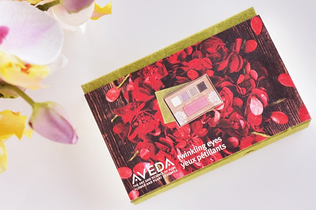 aveda-a-gift-of-twinkling-eyes-palette-review-swatches-look-1