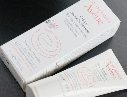 aveneskinrecoverycream1 - Wintertip! | Avène skin recovery cream
