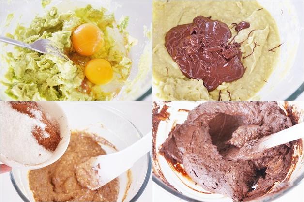 avocado brownies recept 4 - Recept | Smeuïge brownies met avocado