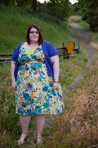 Plus Size Blog: A Well-Rounded Venture