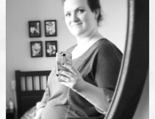 babynieuws september 2013 2 - Babynieuws | Over de helft, 20-weken echo & buikfoto