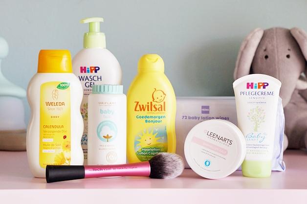 beauty baby verzorging juli 2014 1 - Babytalk | Verzorgingsproducten voor Shae