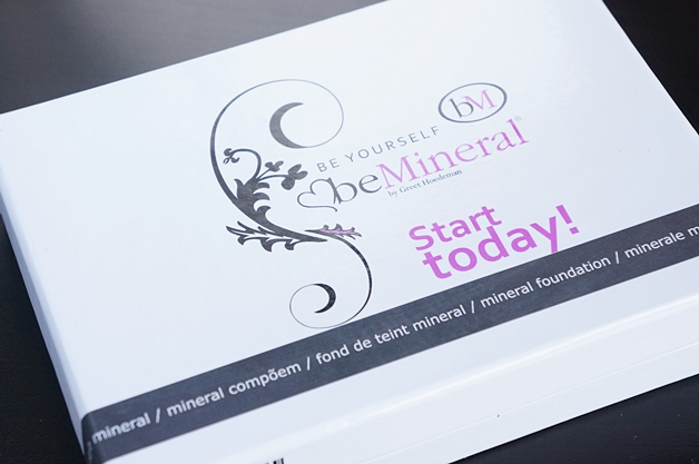 bemineralstarterkit1 - Be yourself, beMineral
