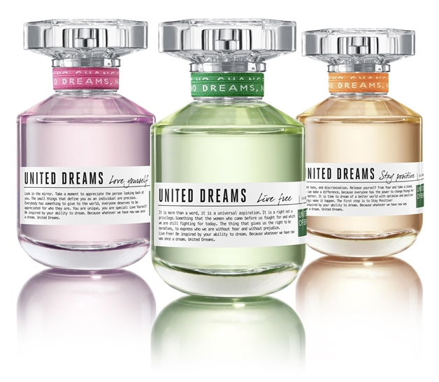 benetton united dreams eau de toilette 1 - Benetton | United Dreams fragrance collection