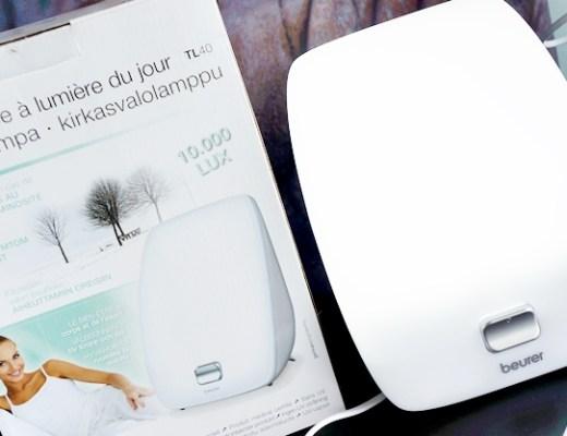beurer lichttherapie lamp 3 - Lichttherapie met een daglichtlamp
