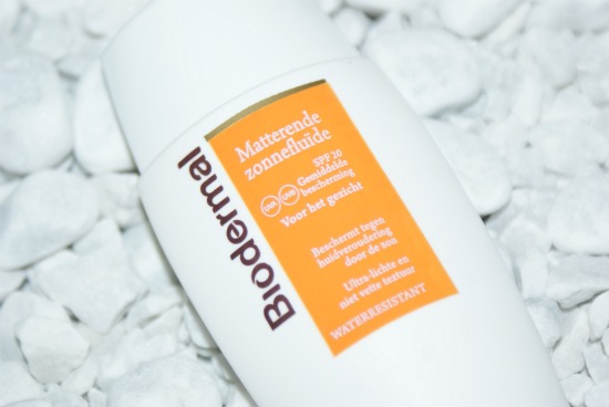 biodermalmatfluid2 - Review: Biodermal zonnefluïde SPF20